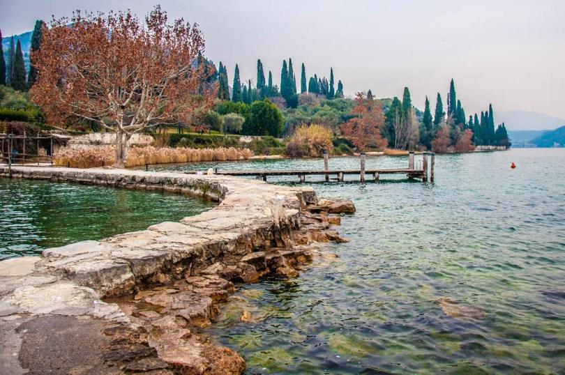 Punta di San Virgilio, Lake Garda, Veneto, Italy - www.rossiwrites.com