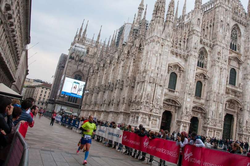 Milan Marathon - Milan, Lombardy, Italy - www.rossiwrites.com