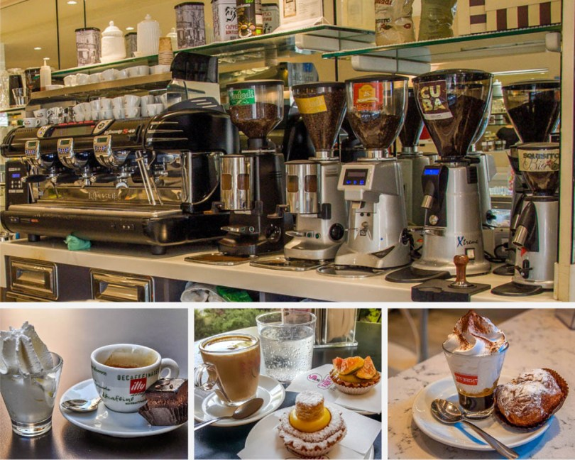 Coffee in Italy or 101 Facts about Italian Coffee Culture - www.rossiwrites.com