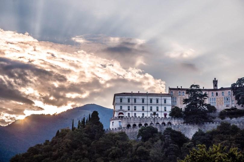 Castel Brando - Cison di Valmarina, Veneto, Italy - www.rossiwrites.com