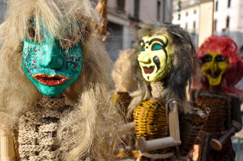 Anguane - Mythical creatures - Veneto, Italy - rossiwrites.com