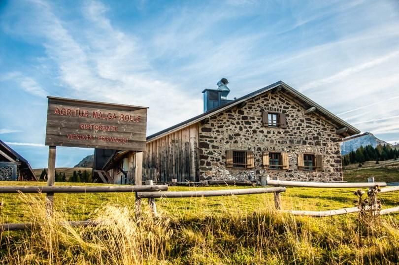 Agritur Malga Rolle - Dolomites, Trentino, Italy - rossiwrites.com