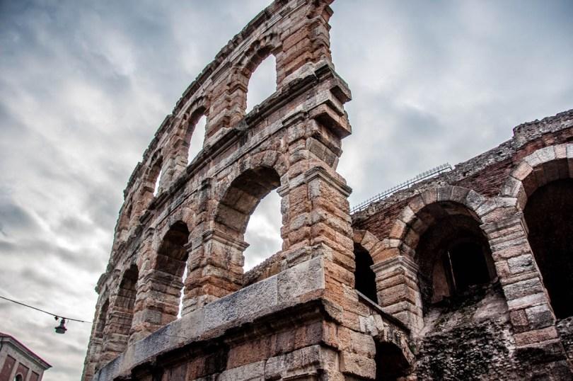 Arena di Verona - Verona, Veneto, Italy - rossiwrites.com