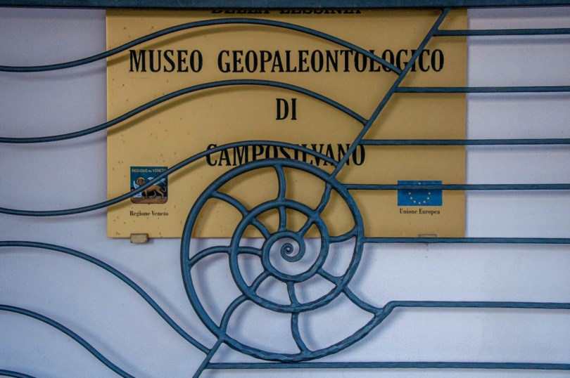 Geopaleontological Museum in Camposilvano in the Lessinia Hills - Province of Verona, Veneto, Italy - rossiwrites.com