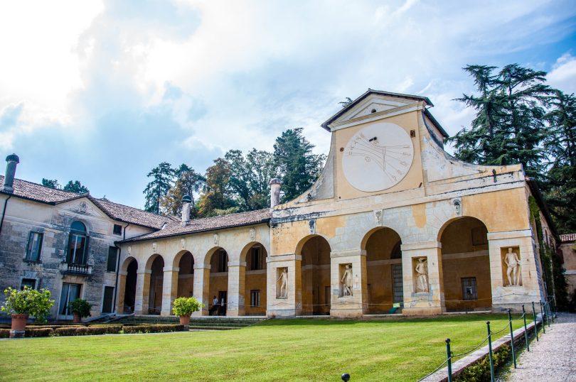 Villa Maser - Italy - rossiwrites.com