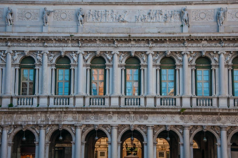 Biblioteca Marciana - Venice, Italy - rossiwrites.com