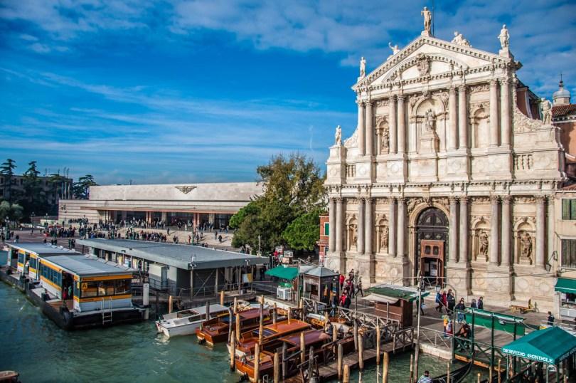 Church of Santa Maria di Nazareth - Venice, Italy - rossiwrites.com