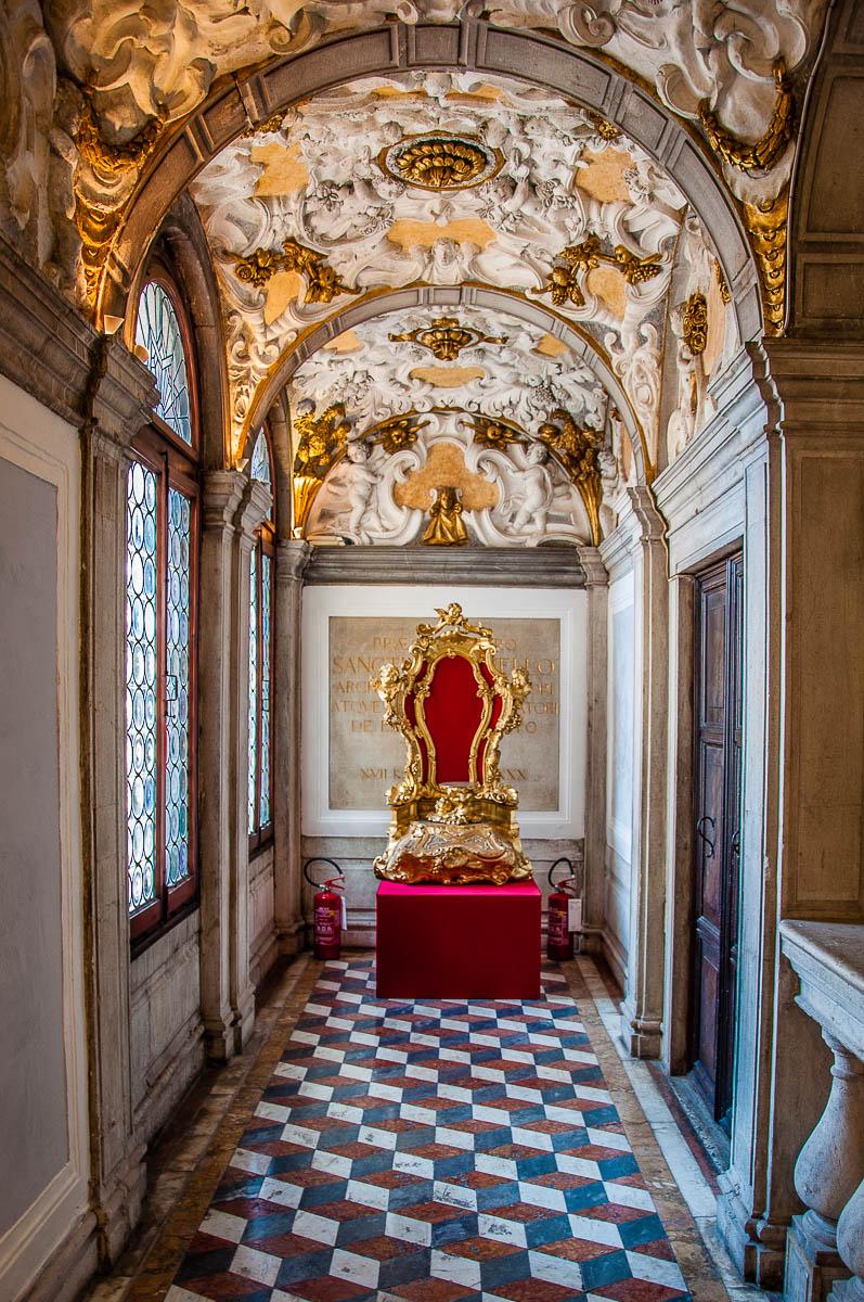 Scuola dei Carmini - Venice, Italy - rossiwrites.com