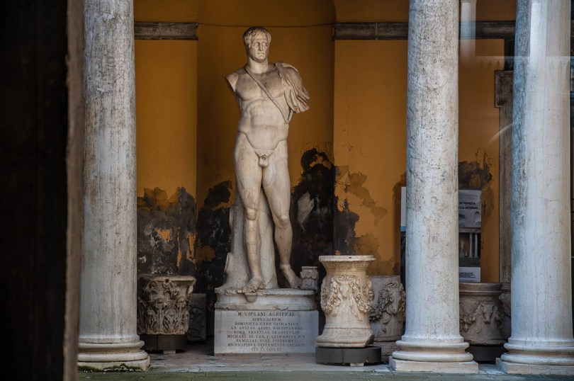 Archaeological Museum - Venice - Veneto, Italy - rossiwrites.com