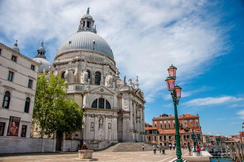 Basilica della Salute - Venice, Italy - rossiwrites.com