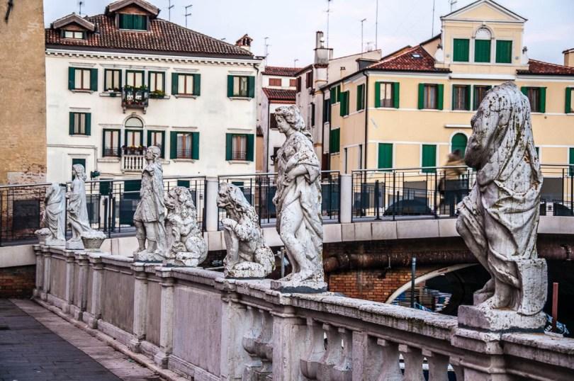 Piazzale Perotolo, Chioggia - Veneto, Italy - rossiwrites.com