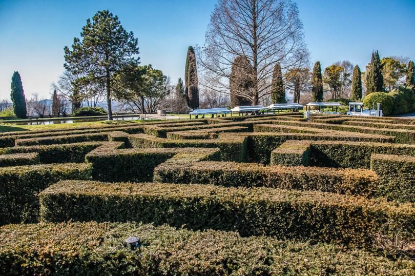 The Maze - Parco Giardino Sigurta' - Valeggio sul Mincio, Veneto, Italy - rossiwrites.com