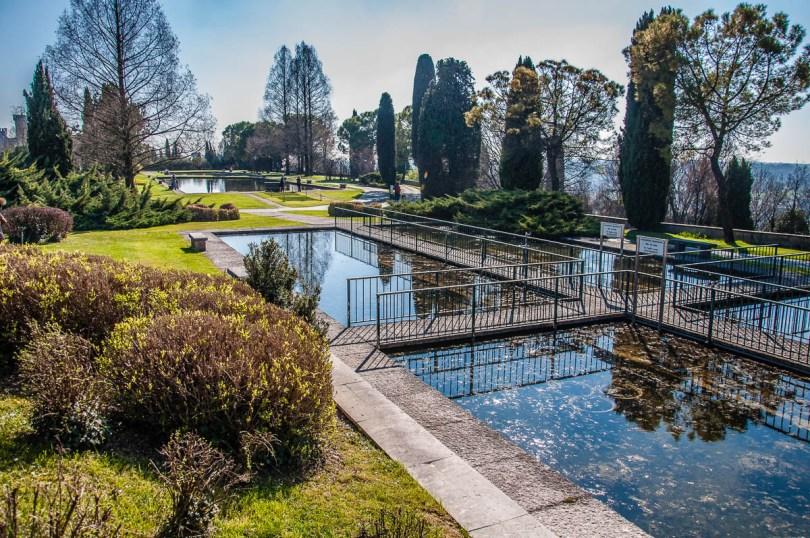 The water gardens - Parco Giardino Sigurta' - Valeggio sul Mincio, Veneto, Italy - rossiwrites.com