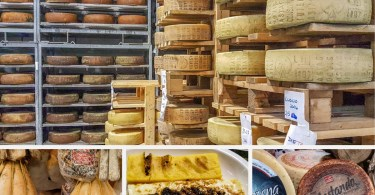 Italian Cheeses - 5 Must-Try Cheeses in the Veneto, Northern Italy - rossiwrites.com