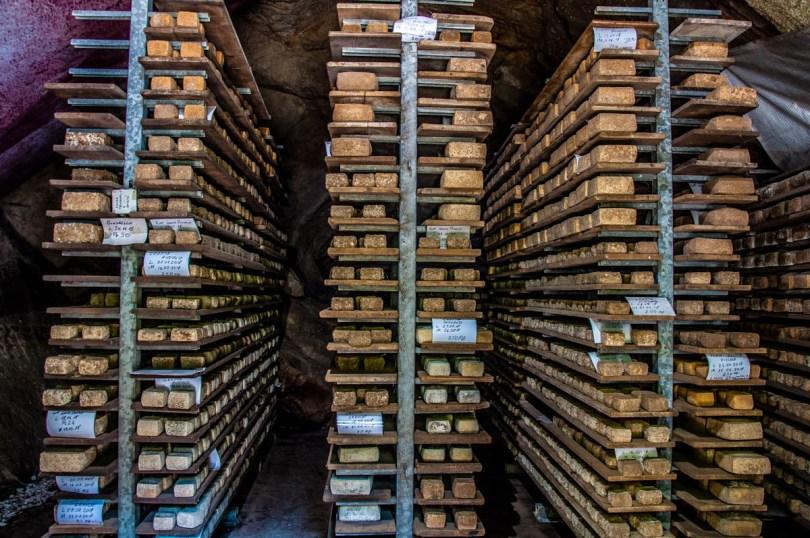 The Cheese Cave - Grotta di San Lucio - Grotte del Caglieron, Fregona, Veneto, Italy - rossiwrites.com