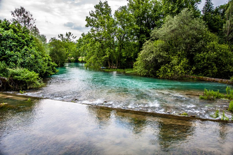 The springs of the river Livenza - Polcenigo, Friuli Venezia Giulia, Italy - rossiwrites.com