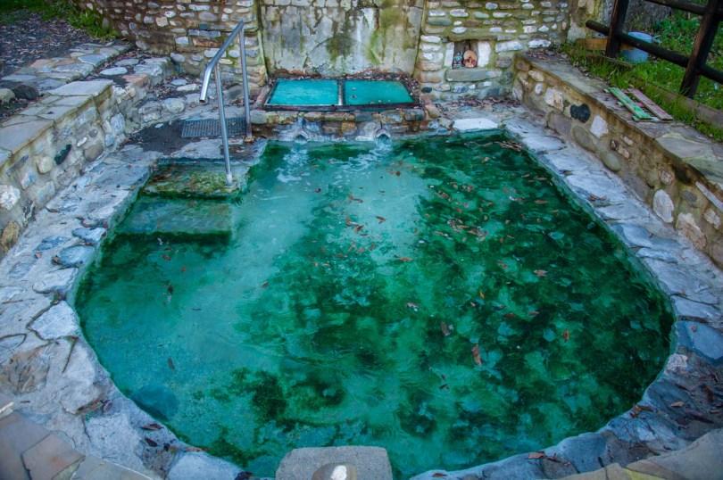 Thermal spring - Bobbio, Province of Piacenza - Emilia-Romagna, Italy - rossiwrites.com