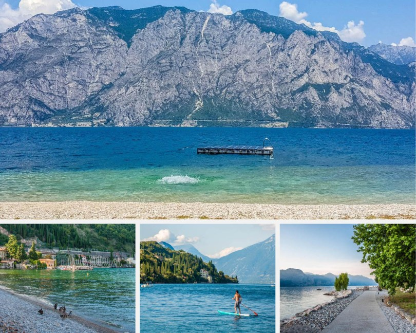 3 Unmissable Lake Garda Beaches to Sun Yourself On This Summer in Italy - rossiwrites.com