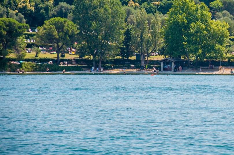 Parco Baia delle Sirene - Punta San Vigilio, Lake Garda, Veneto, Italy - rossiwrites.com