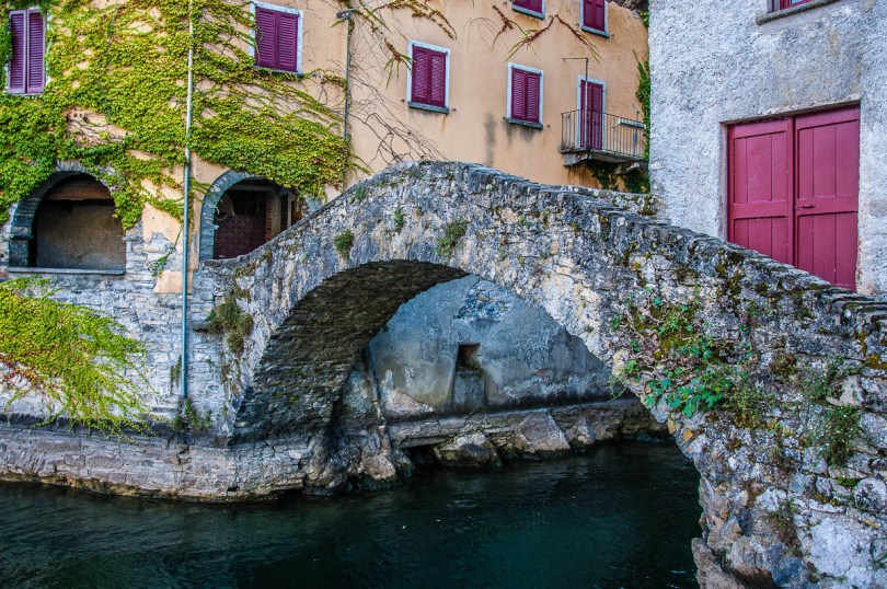 Civera Bridge - Nesso, Lake Como, Italy - rossiwrites.com