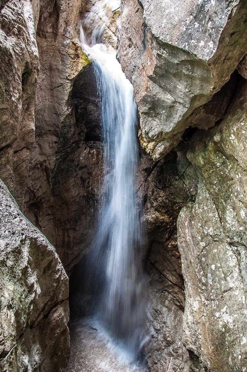 Cascate della Soffia - Dolomites, Italy - rossiwrites.com