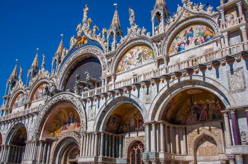 Basilica San Marco - Venice, Italy - rossiwrites.com