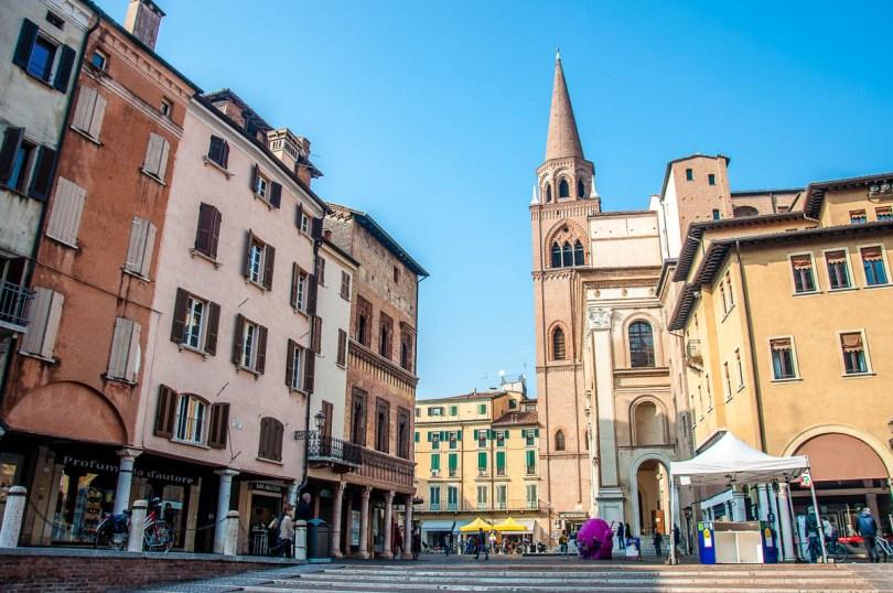 Mantua, Italy - www.rossiwrites.com