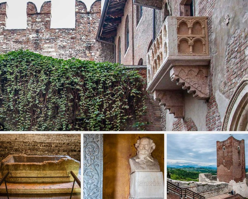 The Romeo and Juliet Itinerary - The Real and Literary Settings of the World's Most Famous Love Story - rossiwrites.com