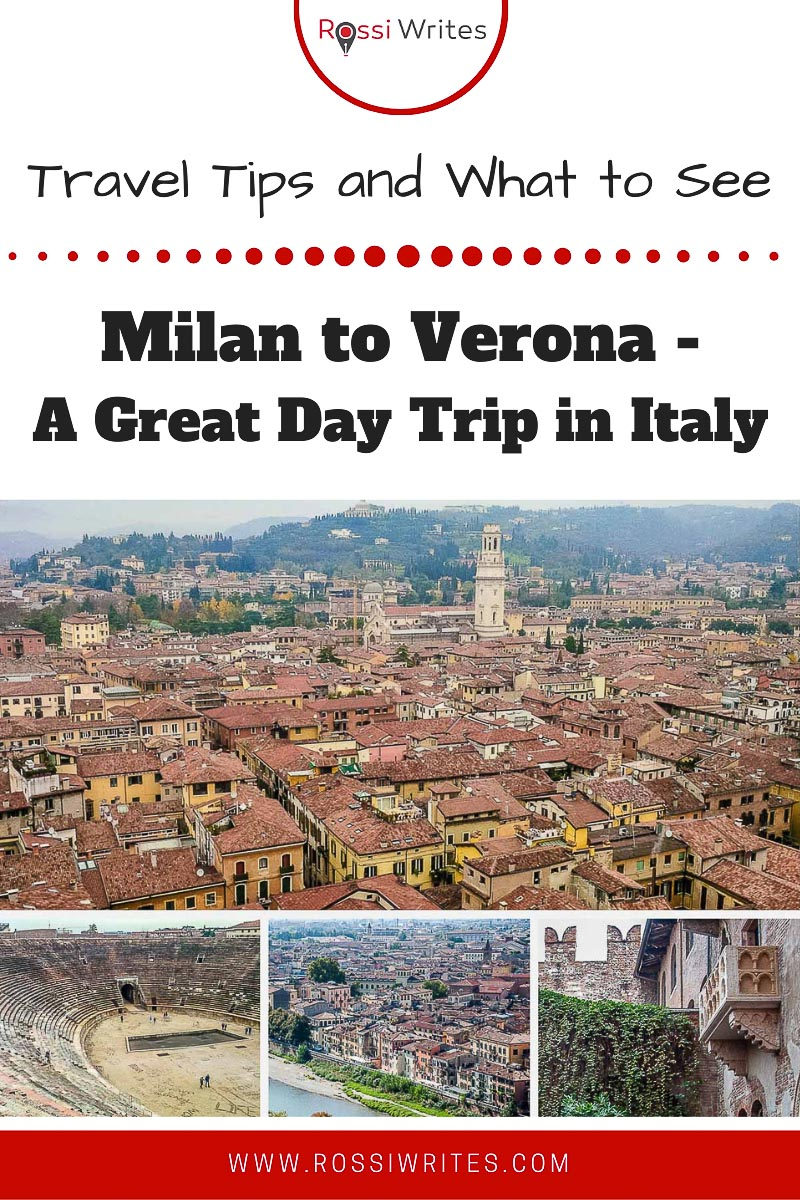 Pin Me - Milan to Verona – An Easy Day Trip in Italy You Need