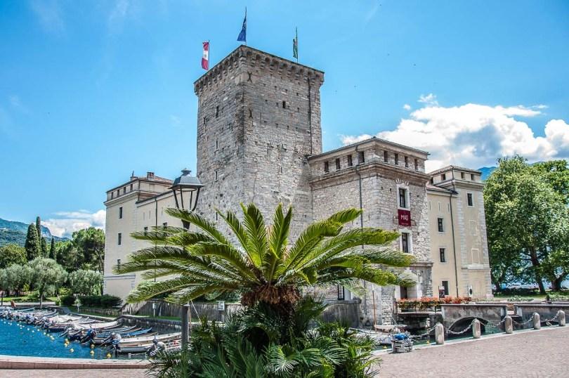 Rocca di Riva and MAG - Riva del Garda, Italy - rossiwrites.com