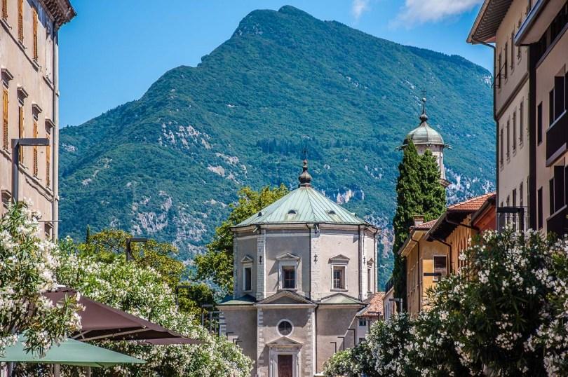 The Baroque Church of S. Maria Inviolata - Riva del Garda, Italy - rossiwrites.com