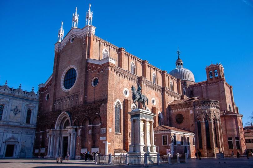 Basilica di Santi Giovanni e Paolo - Venice, Italy - rossiwrites.com