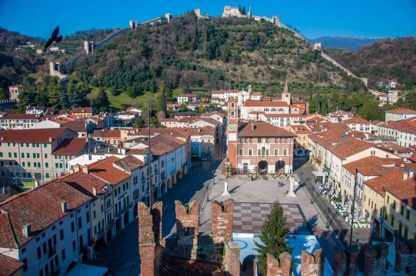 Marostica - Veneto, Italy - rossiwrites.com