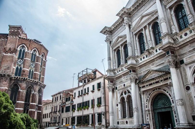 Scuola Grande di San Rocco and Basilica dei Frari - Venice, Italy - rossiwrites.com