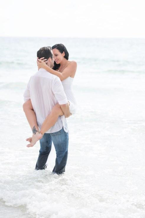 Miami Beach engagement photos