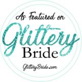 glittery-bride-badge