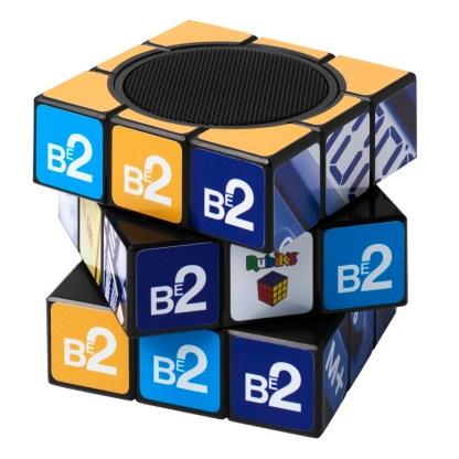Rubik bluetooth speaker