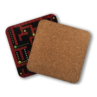 3mm Cork Based Coasters