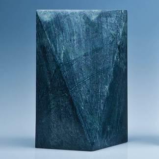 20cm Green Marble Glacier Award
