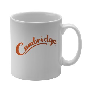 Cambridge Porcelain Mug