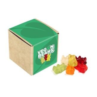 Eco Range – Eco Craft Cube - Kalfany Vegan Bears - 40g