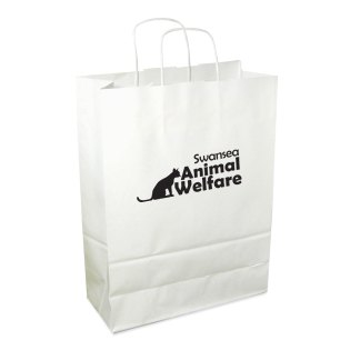 Green & Good Paper Boutique Bag Large - Sustainable Paper