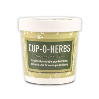 Green & Good Seed Cup - Cup-o-Herbs