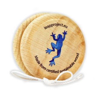 Green & Good Wooden Yoyo - Sustainable Wood