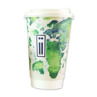 Green & Good Cup 16oz - Compostable