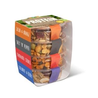Eco Range – Eco Pot Stackers - Healthy Protein Snacks