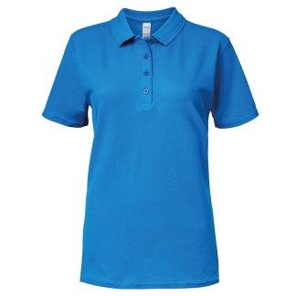Ladies SoftStyle® Double Piqué Polo Shirt