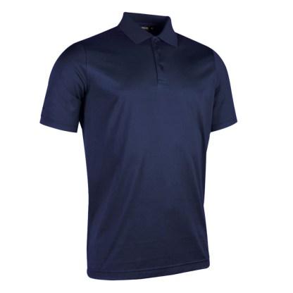 Plain Mercerised Polo Shirt
