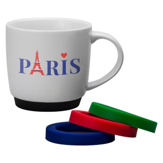 Paris Porcelain Mug