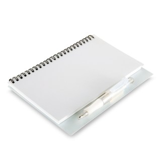 80 pages notebook